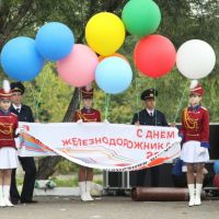 В Самаре проведут Всероссийский день железнодорожника