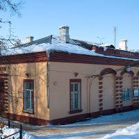 Станция Крюково на четыре часа осталась без электричества