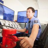 Транспортный техникум Якутии: Репортаж о будущих машинистах и железнодорожниках (ВИДЕО)