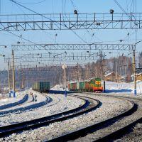 В Челябинской области монтера сбило насмерть автомотрисой на железнодорожных путях