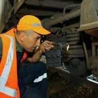Осмотрщика-ремонтника ЗабЖД в Могоче насмерть сбило поездом