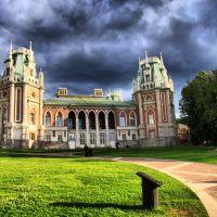 Царицыно - резиденция российских императоров