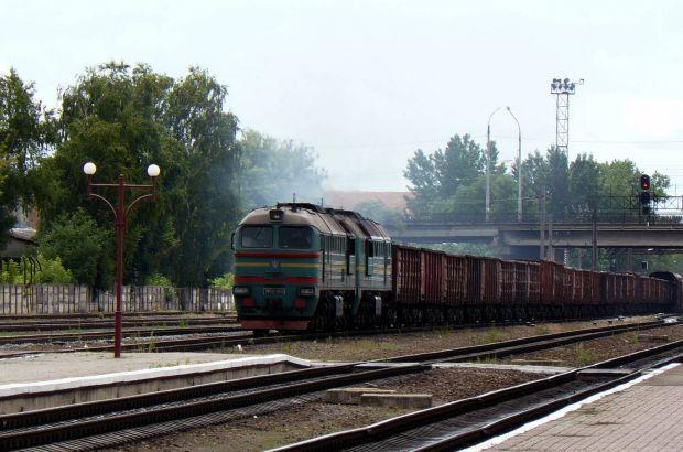 Поездатые поезда. Киев доставил в Китай 20 вагонов воздуха