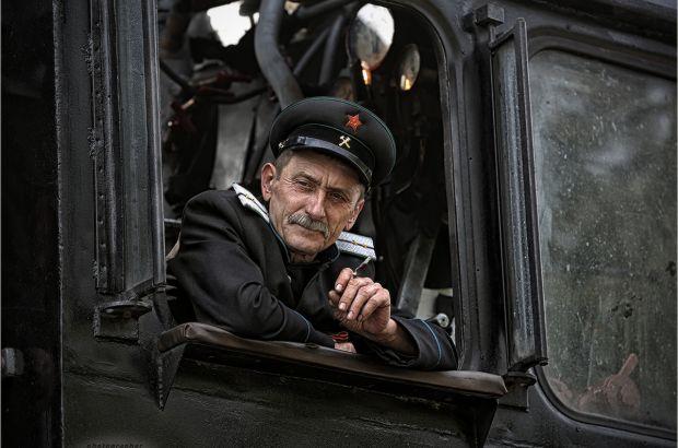 Путин отметил почетным званием машиниста депо Новомосковск - 1