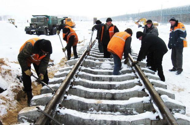 РЖД могут обязать отремонтировать участок пути ЗабЖД, где произошел сход 7 вагонов