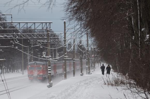 Электрички зажали мужчину и сбили женщину на Ярославском направлении железной дороги