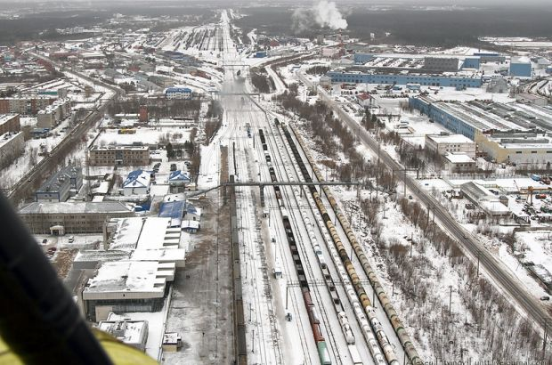 РЖД продолжит строить вторые пути на участке «Демьянка - Сургут»