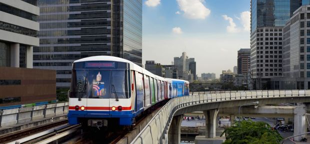 Железная дорога свяжет Бангкок и Пхукет