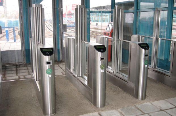 Турникеты для выхода по билетам планируют установить на станциях МКЖД