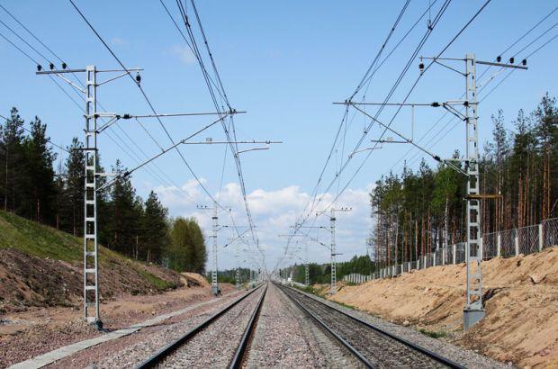 Житель Морозовска снял 54 метра контактного провода на железной дороге под Волгодонском