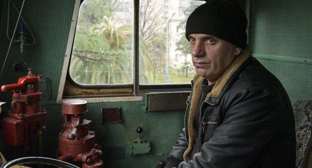 Эдуард Качабава – потомственный машинист локомотива