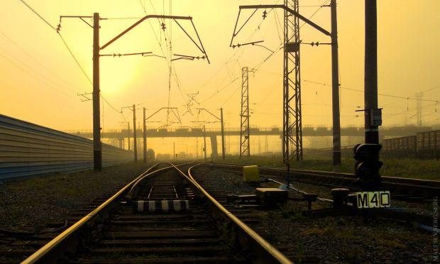 В Рязани поезд сбил женщину