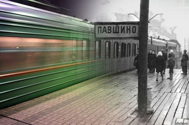Мужчина погиб, упав под электричку на станции «Павшино»