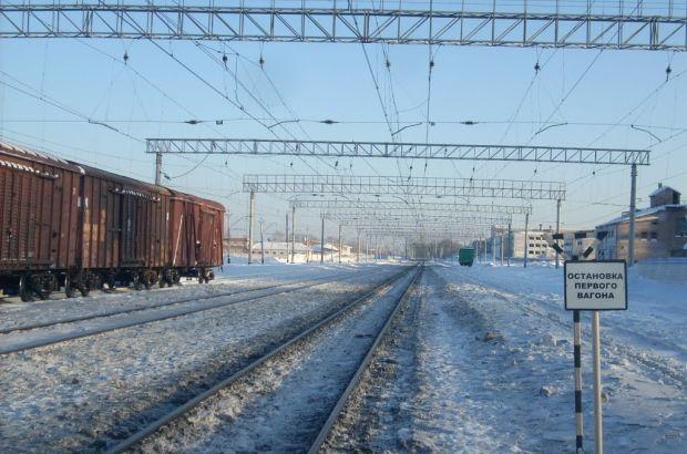 В Кемеровской области на перегоне Яшкино-Тайга ЗСЖД произошел сход дух вагонов грузового поезда