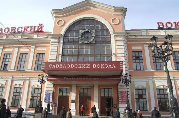 На Савеловском вокзале Москвы освятили часовню