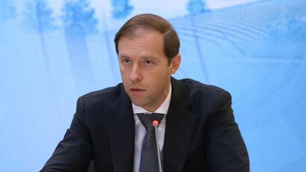 Мантуров рассчитывает на скорое выделение средств ФНБ под локомотивы РЖД