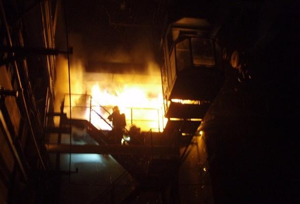 Из-за пожара на чешской ж/д станции остановились международные поезда
