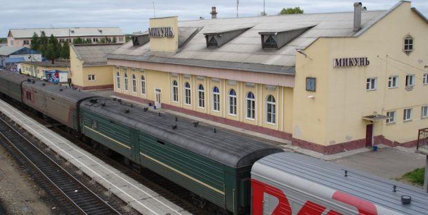 В Коми ездят локомотивы без огнетушителей, а на вокзале сломана пожарная сигнализация