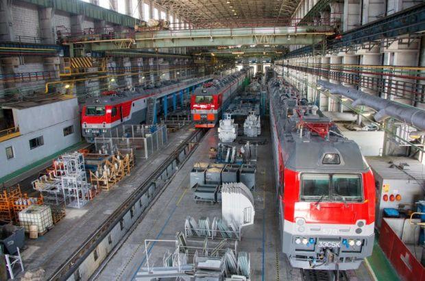 НЭВЗ планирует поставить для «РЖД» 350 секций электровозов