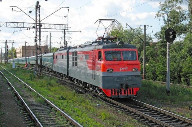 Женщина попала под поезд в Карелии