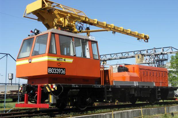 В Волго-Камский регион Куйбышевской железной дороги поступила новая путевая техника
