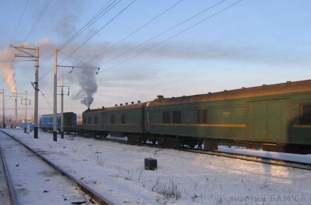 В Хабаровском крае сошел с рельсов вагон с углем