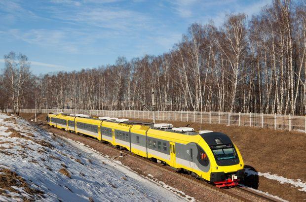 Дизель-поезд ДП-М производства Метровагонмаша начинает курсировать на Московской железной дороге