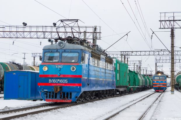 Вчера на станции Лоста снова произошла утечка дизельного топлива из железнодорожной цистерны