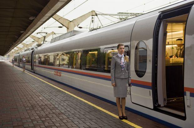 Пассажиров скоростных поездов ОАО «РЖД» застрахуют в СОГАЗе