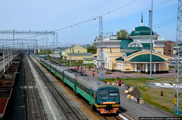 Вагонное депо «Алтайское» отмечает 50-летие