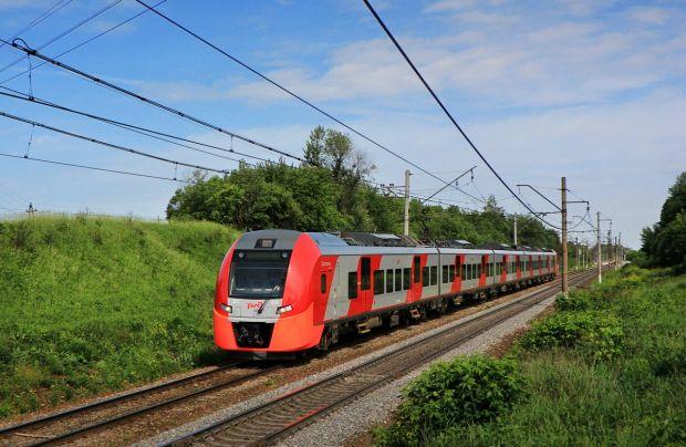 Более 4,6 млн человек перевезли поезда «Ласточка» на маршруте Москва-Крюково-Тверь ОЖД с октября 2015 г.