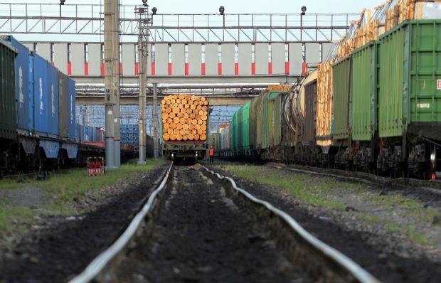 Средний пробег контейнера по сети РЖД в I квартале снизился на 2,5%