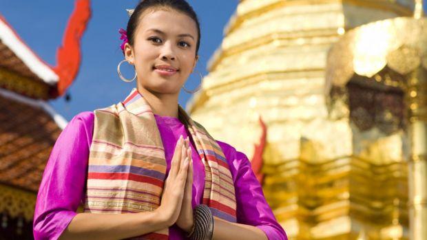 Страна тысячи улыбок - Таиланд.