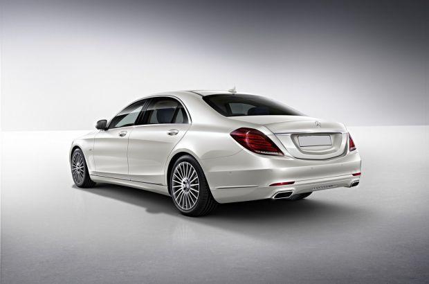 Прокат Mercedes S222