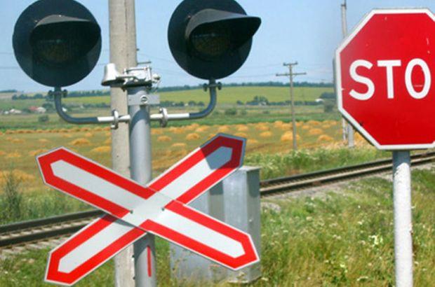 Столкновение пассажирского поезда Белгород-С.Петербург с автомобилем ВАЗ-2107