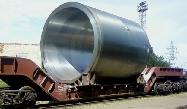 Перевозка негабаритного груза железнодорожным транспортом