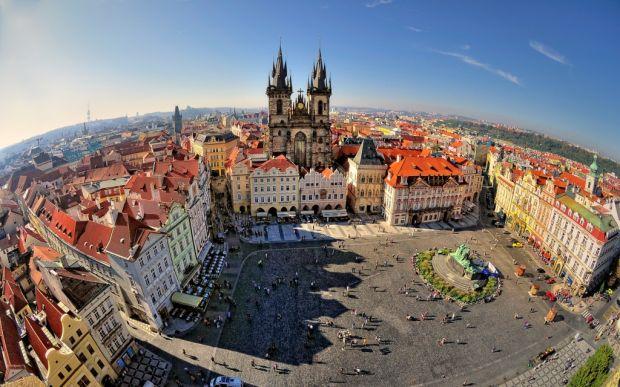 Увидеть Прагу и вернуться туда снова