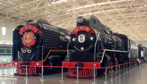 Железнодорожный Музей Пекина: Историческая Прогулка