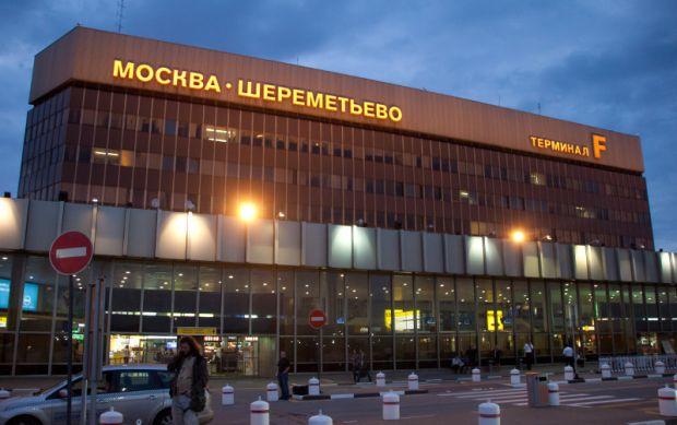Такси аэропорта Шереметьево выбирает оптимальный путь